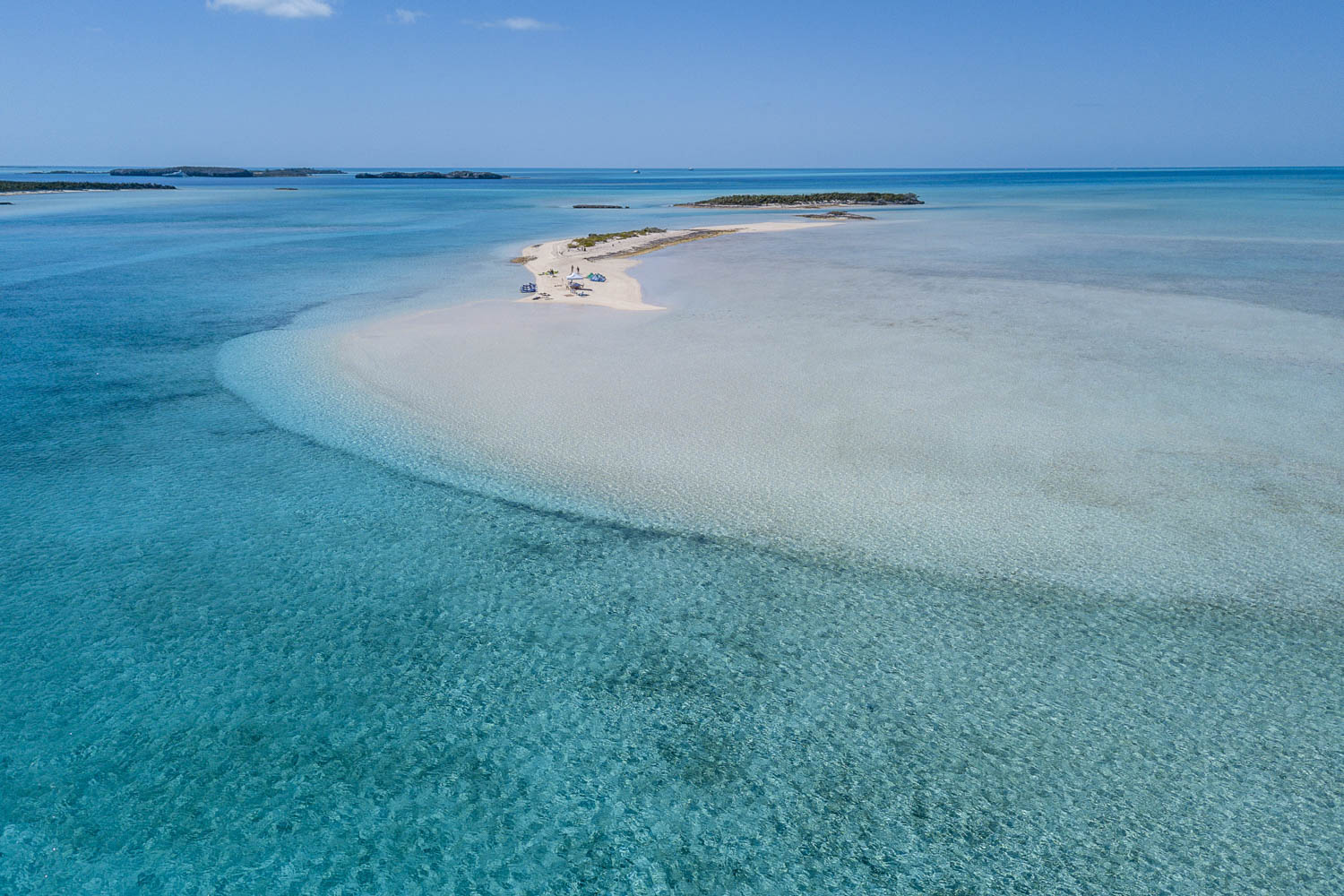 Find hidden sand bars that show up at low tide. Bahamas day trip by plane leave every day from Fort Lauderdale and Nassau. Captured on day trips to Bahamas.