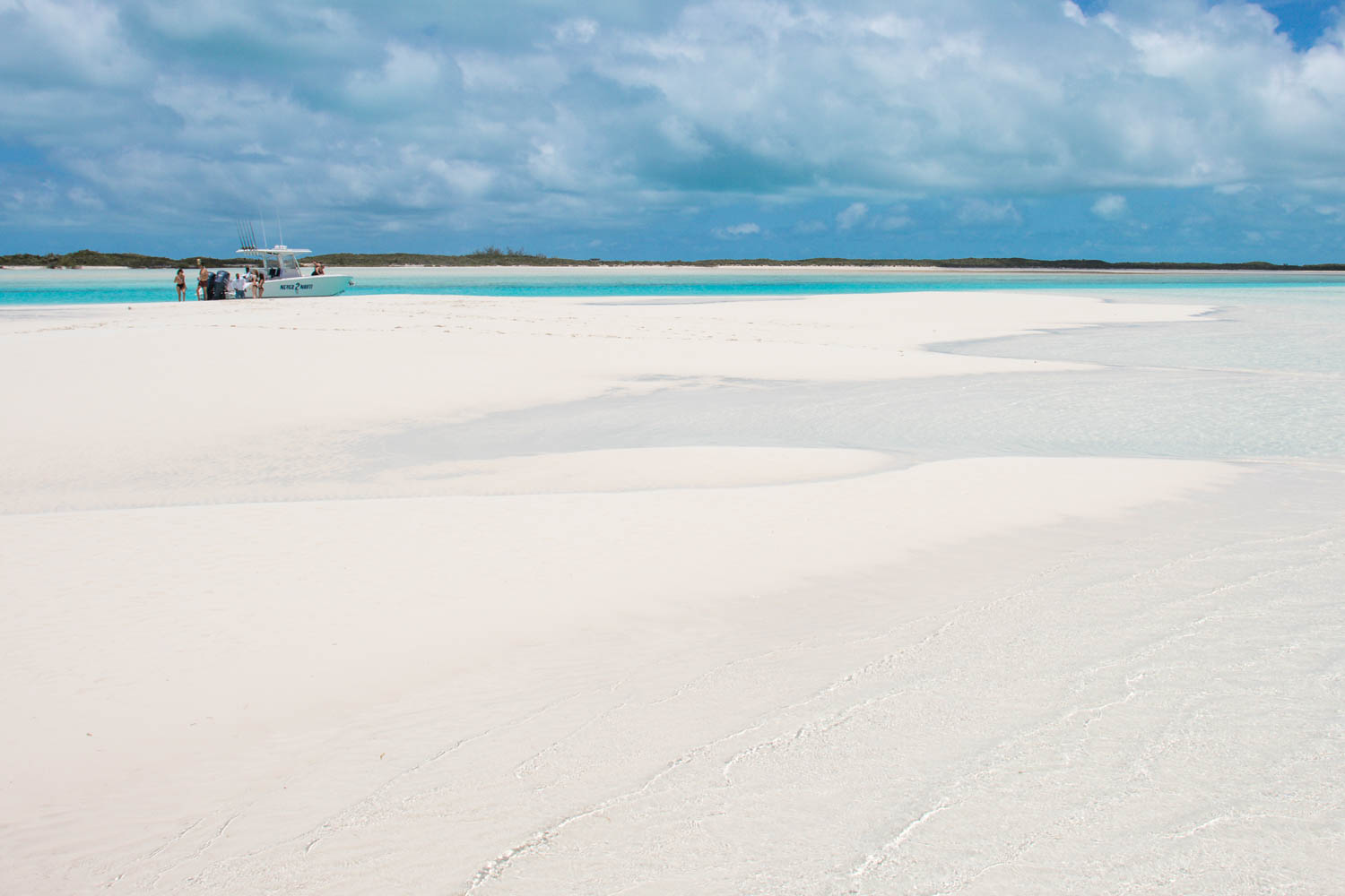 You can find serenity on Pig Island tours in the Exumas. The best excursions in Bahamas leave from Miami and Nassau.