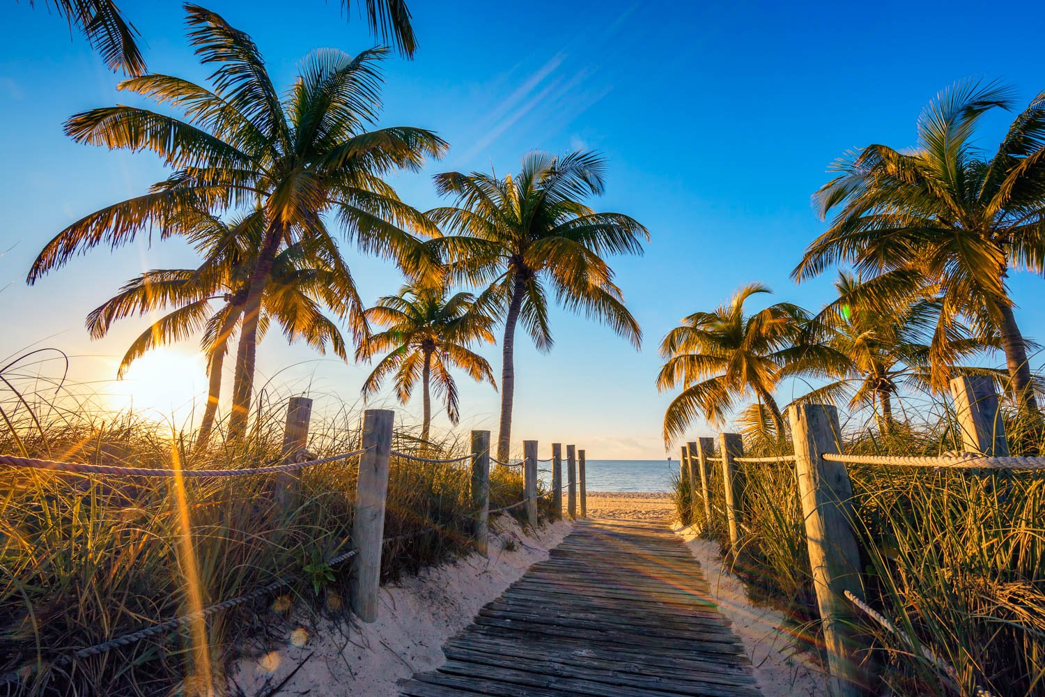 A passage to paradise in South Florida. There are many things to do in South FLorida and places to visit in Florida to keep you busy.
