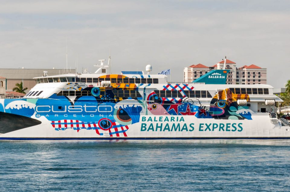 Why You Should Not Take the Miami to Bahamas Ferry