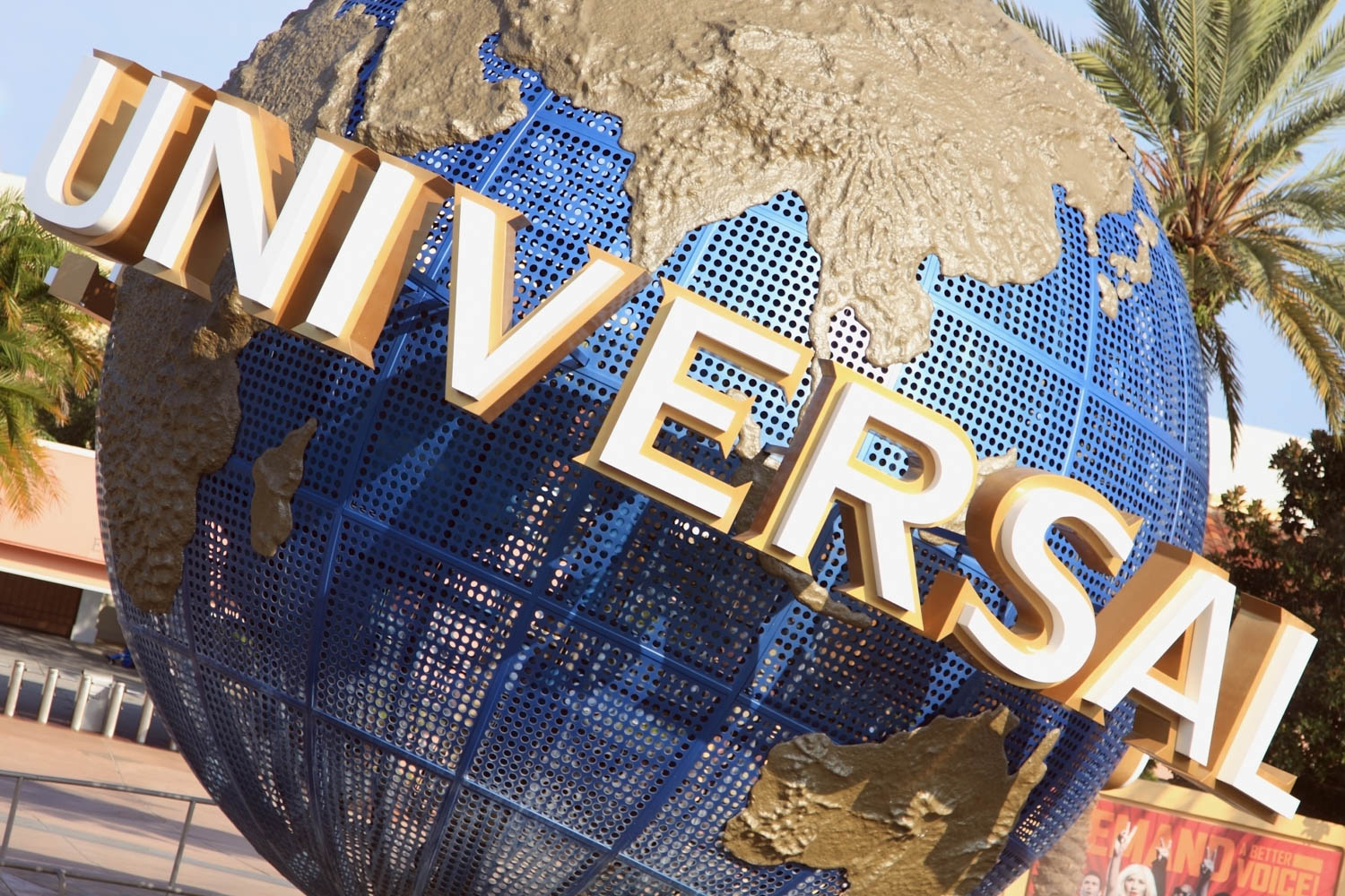 Universal Studios has popular Florida attractions for families. There are many things to do in Orlando with kids.
