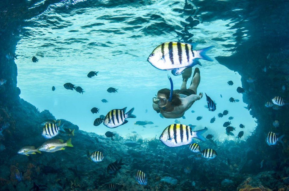 Find Your Inner James Bond at Thunderball Grotto Bahamas